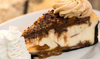 The Cheesecake Factory: Sweet deal