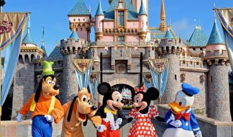 Disneyland: Beloved 'house of mouse'