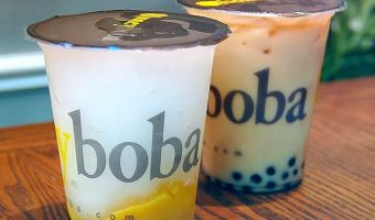Honey Boba: Sweet, refreshing