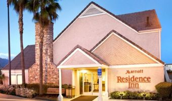 Marriott Residence Inn: On location