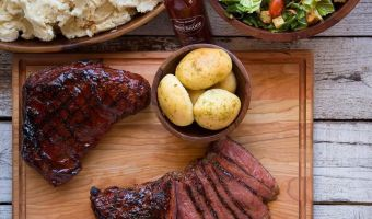 Wood Ranch BBQ: Meet for meat